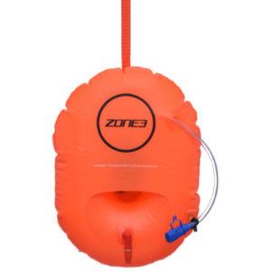 Zone3 Sicherheitsboje (mit Trinksystem)  - Pullbuoys