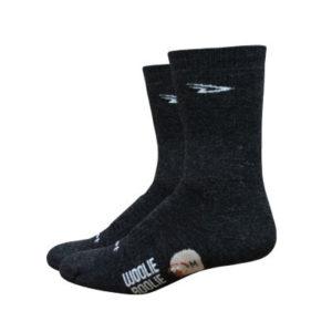 DeFeet Woolie Boolie 2 Radsocken (10 cm) - Socken