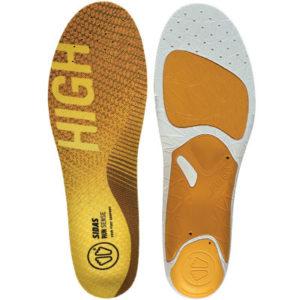 Sidas 3 Feet High Arch Run Sense Einlegesohle - Einlegesohlen