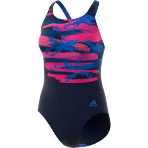 adidas Fitness Training Placed Print Badeanzug - Einteiler