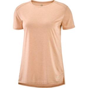 Salomon Women's OUTline Short Sleeve Tee - T-Shirts